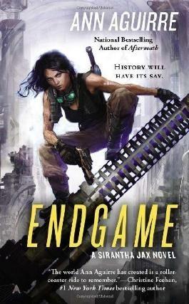 Endgame (Sirantha Jax Novels) by Aguirre, Ann (2012) Mass Market Paperback