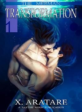 Transformation (M/M, Gay Merman Romance) (The Merman Book 1)