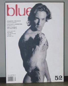 (Not Only) Blue Magazine: Issue No. 52