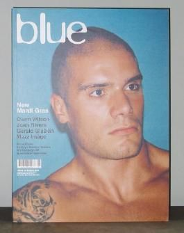 (Not Only) Blue Magazine: Issue No. 43
