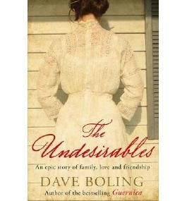 [(The Undesirables)] [ By (author) Dave Boling ] [July, 2014]