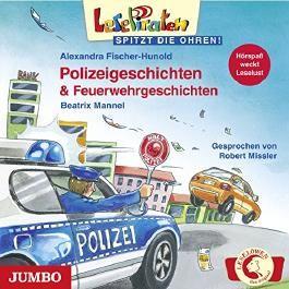 Polizeigeschichten und Feuerwehrgeschichten (Lesepiraten)