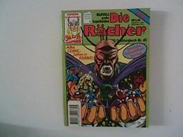 CONDOR präsentiert: MARVEL COMICS MARVELS große Superhelden Die Rächer COMIC-Taschenbuch Nr. 43