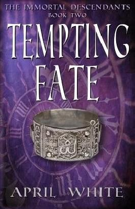 [{ Tempting Fate By White, April ( Author ) Jun - 29- 2014 ( Paperback ) } ]