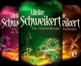 """""""Drachenkronen""""-Trilogie (Reihe in 3 Bänden)"""