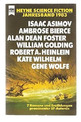 Heyne Science Fiction Jahresband 1983.