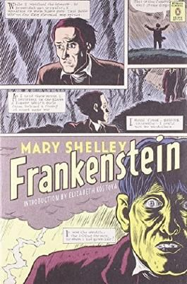 Frankenstein: (Penguin Classics Deluxe Edition) by Shelley, Mary (2007) Paperback