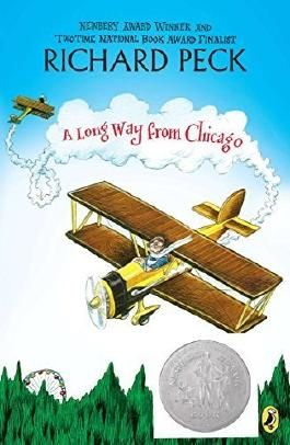 A Long Way From Chicago: A Novel in Stories by Peck, Richard (1999) Paperback