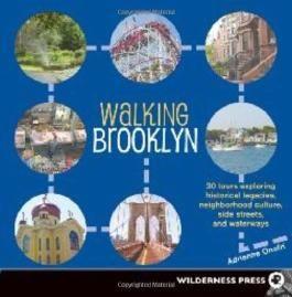 Walking Brooklyn: 30 Tours Exploring Historical Legacies, Neighborhood Culture, Side Streets and Waterways by Adrienne Onofri (15-May-2007) Paperback