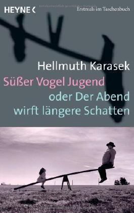 Süßer Vogel Jugend oder Der Abend wirft längere Schatten von Hellmuth Karasek (4. August 2008) Taschenbuch