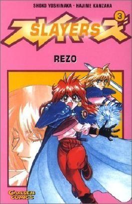 Slayers, Bd.3, Rezo von Shoko Yoshinaka (2000) Taschenbuch