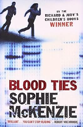 Blood Ties by Sophie McKenzie (7-Jul-2008) Paperback