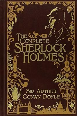 Complete Sherlock Holmes, The (Barnes & Noble Leatherbound Classics) (Barnes & Noble Leatherbound Classic Collection) by Arthur Conan Doyle (21-Jun-2011) Leather Bound
