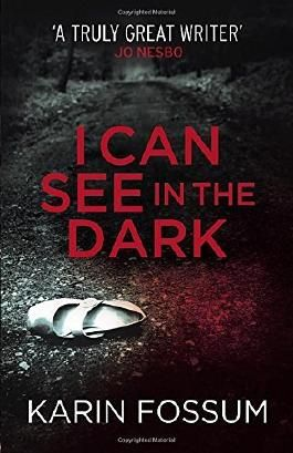 I Can See in the Dark by Karin Fossum (3-Jul-2014) Paperback