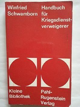 Handbuch für Kriegsdienstverweigerer.