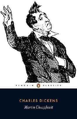 Martin Chuzzlewit (Penguin Classics) by Charles Dickens (25-Nov-1999) Paperback