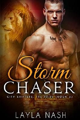 Storm Chaser (City Shifters: the Pride Book 3)