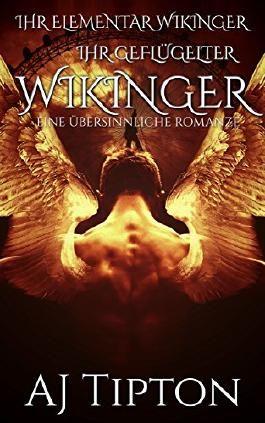 Ihr Geflügelter Wikinger: Eine Übersinnliche Romanze (Ihr Elementar Wikinger 3)
