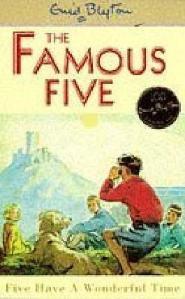 Famous Five: 11: Five Have A Wonderful Time by Enid Blyton (1997-04-23)