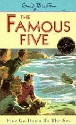 Famous Five: 12: Five Go Down To The Sea by Enid Blyton (1997-04-23)