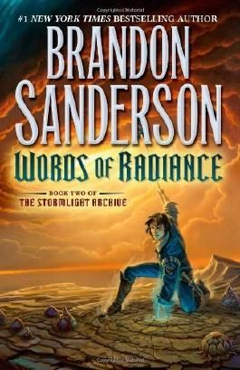 Words of Radiance (The Stormlight Archive, Book 2) (Stormlight Archive, The) by Brandon Sanderson (2014-03-04)