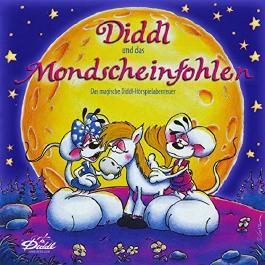 Diddl: Diddl und das Mondscheinfohlen