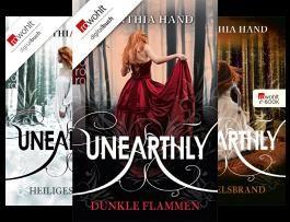 Unearthly Trilogie (Reihe in 3 Bänden)