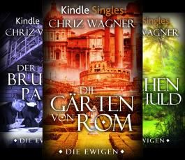 Die Ewigen (Reihe in 3 Bänden)