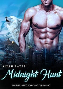 Midnight Hunt: M/M Gay Omega Shifter Mpreg Romance (City Wolves Book 3)