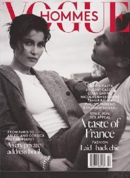 Vogue Hommes Magazine 22 Fall/Winter 2015-2016