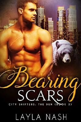 Bearing Scars (City Shifters: the Den Book 3)