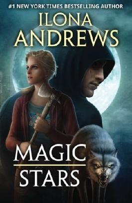 Magic Stars (Grey Wolf) (Volume 1) by Ilona Andrews (2015-12-08)