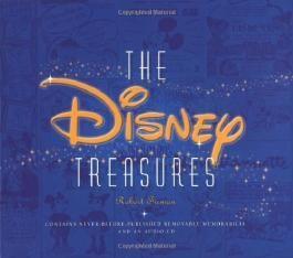 The Disney Treasures by Robert Tieman (2003-07-28)