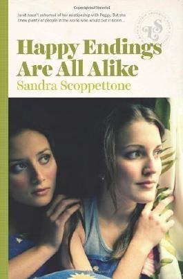 Happy Endings Are All Alike by Sandra Scoppettone (2014-02-25)