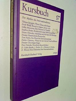 Kursbuch 57 , 1979 , Der Mythos des Internationalismus