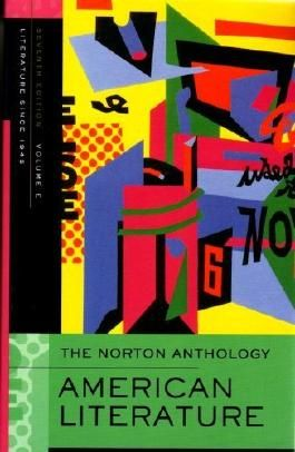 The Norton Anthology of American Literature: Volume E: 1945 to the Present (2007-04-16)