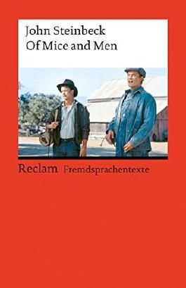 Of Mice and Men. ( Fremdsprachentexte). (Lernmaterialien) by John Steinbeck (1989-12-01)