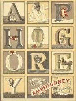 Amphigorey: Fifteen Books by Edward Gorey by Edward Gorey (1975-01-01)