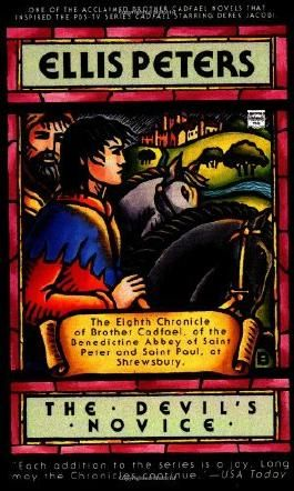 The Devil's Novice (Brother Cadfael Mysteries) by Ellis Peters (1997-02-01)