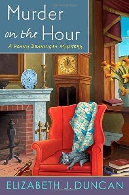 Murder on the Hour: A Penny Brannigan Mystery by Elizabeth J. Duncan (2016-04-12)