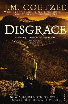 Disgrace (Movie Tie-in Edition) by J.M. Coetzee (2008-11-04)