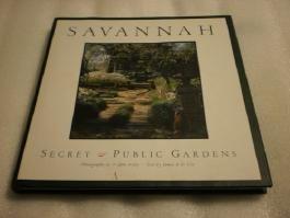 Savannah Secret & Public Gardens by James A. D. Cox (2000-09-02)
