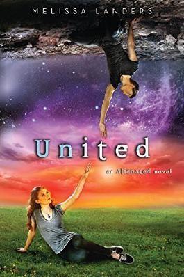 United: An Alienated Novel by Melissa Landers (2016-08-02)