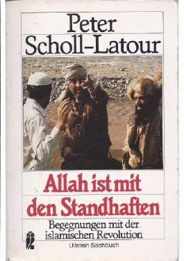 Allah ist mit den Standhaften by Peter Scholl-Latour (1992-12-05)