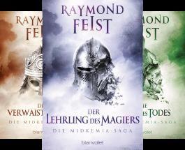 Die Midkemia-Saga (Reihe in 4 Bänden)