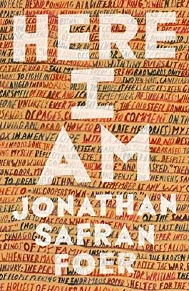 Here I Am by Jonathan Safran Foer (2016-09-06)