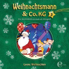Leons Weihnachten (Weihnachtsmann & Co. KG 3)