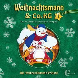 Die Weihnachtsmann-Prüfung (Weihnachtsmann & Co. KG 1)