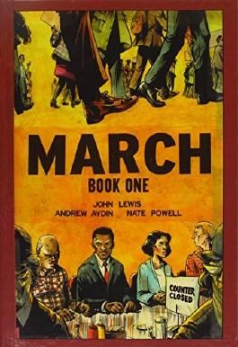 March: Book One by John Lewis Dr Ed.D (2013-08-13)