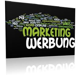 deutsch-englisch Woerterbuch-Begriffe Marketing/ Werbung/ Medien/ Wirtschaft/ Multimedia - german-english dictionary marketing-terms/ advertising-words (German Edition)